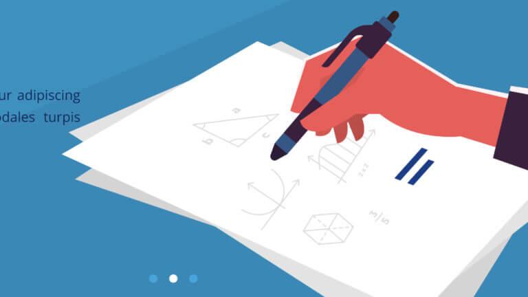 メモとペンで勉強