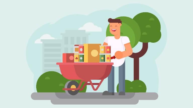 食材宅配サービス